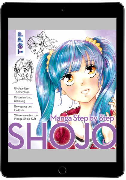 Manga Step by Step Shojo (eBook)