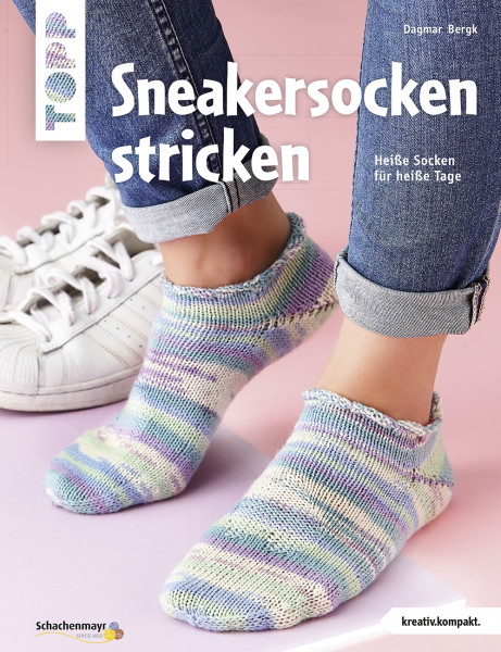 Sneakersocken stricken
