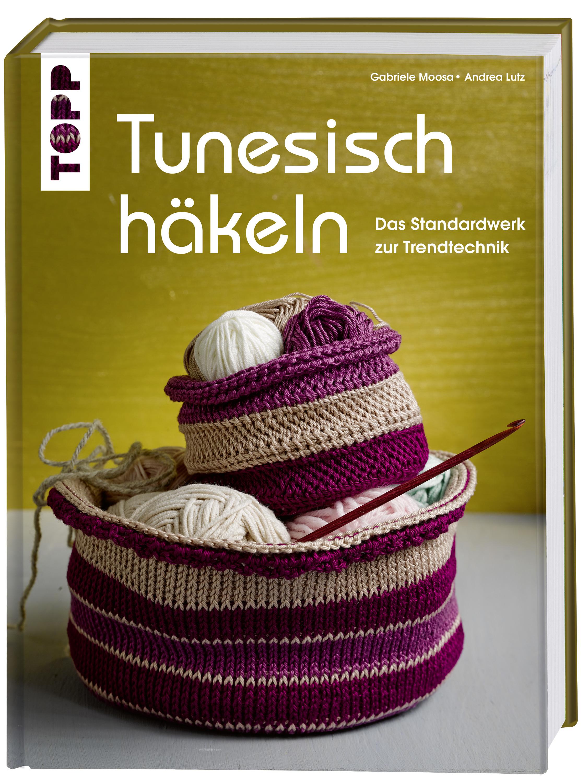 Tunesisch Häkeln Häkeln Topp Kreativde