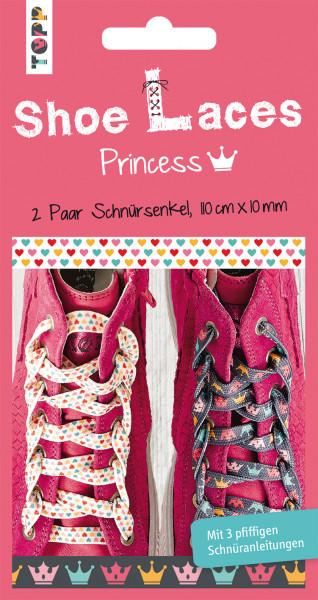 Shoe Laces Set Princess