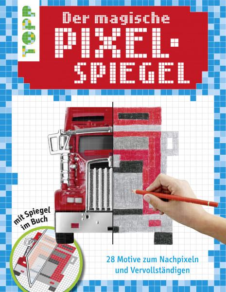 Der magische Pixel-Spiegel für Jungen