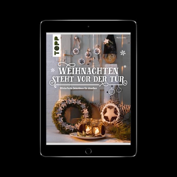 Weihnachten steht vor der Tür: Winterfeste Deko für draußen (eBook)