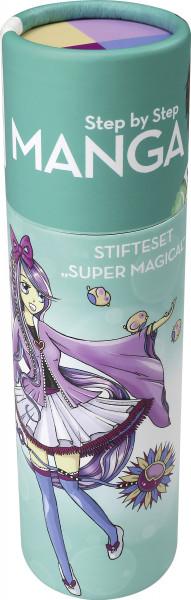 Manga Stifteset Super Magical