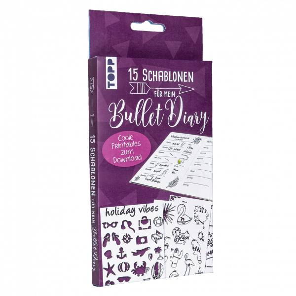 Bullet Diary Schablonen