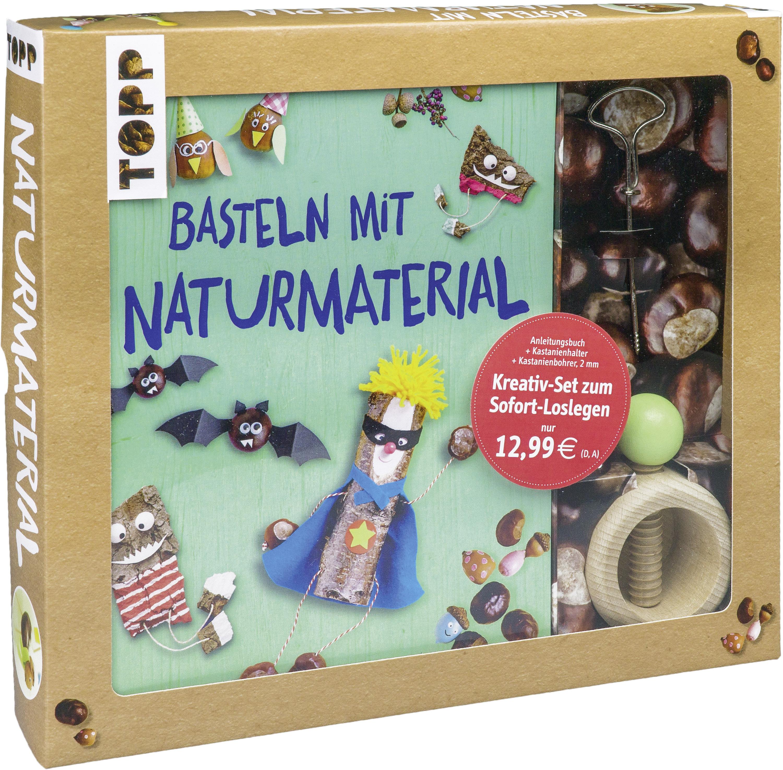 Kreativ Set Basteln Mit Naturmaterial Bastelset Von Pia Deges Topp