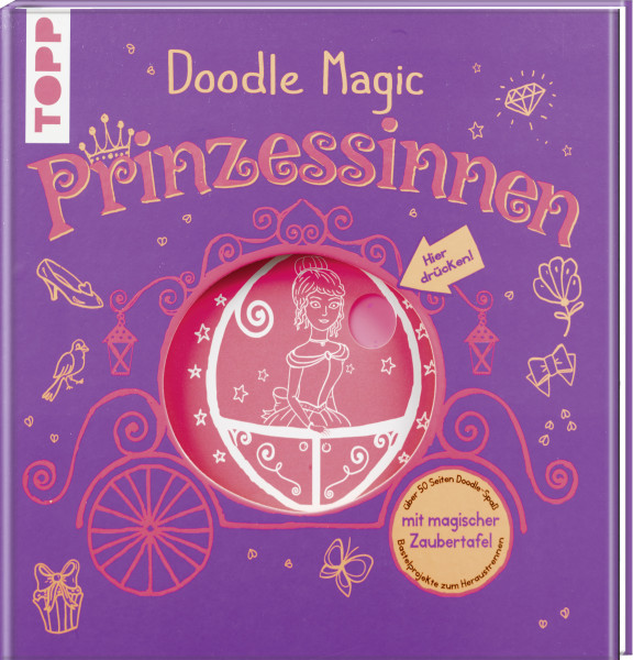 Doodle Magic - Prinzessinnen
