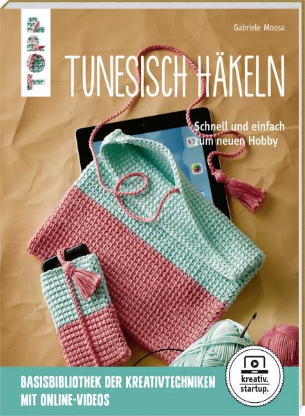 Tunesisch häkeln (kreativ.startup.) - Häkeln - topp-kreativ.de