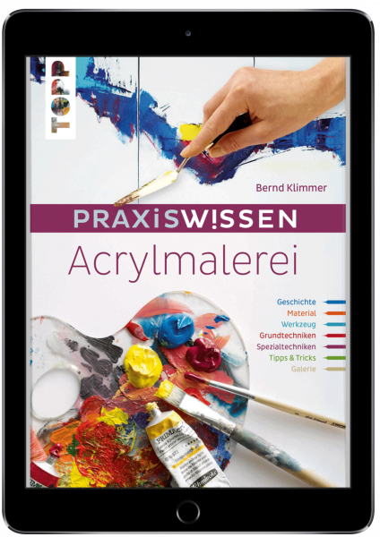 Praxiswissen Acrylmalerei (eBook)