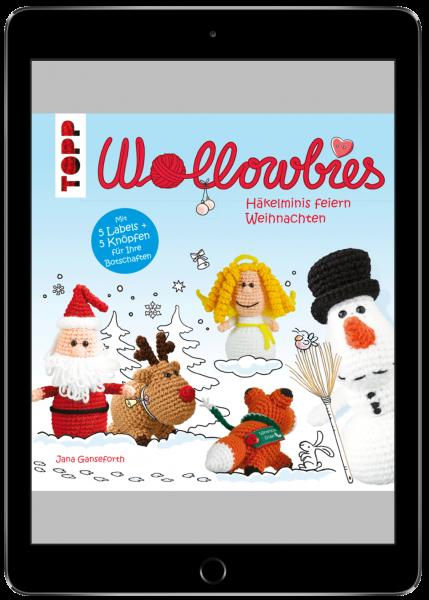 Wollowbies - Häkelminis feiern Weihnachten (eBook)