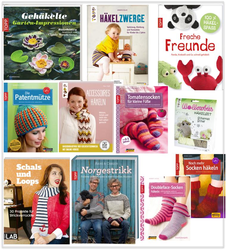 Sale Set Wollige Ideen Zum Stricken Häkeln Für Nur 25