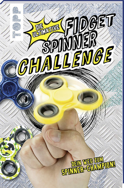 Die ultimative Fidget Spinner Challenge
