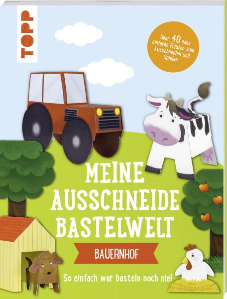 Meine Ausschneide-Bastelwelt: Bauernhof