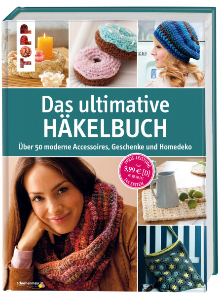 Das ultimative Häkelbuch