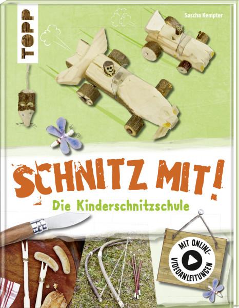 Schnitz mit. Die Kinderschnitzschule