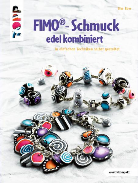 FIMO-Schmuck edel kombiniert