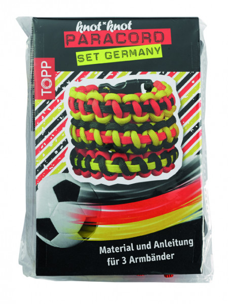 knot*knot Paracord Set Germany