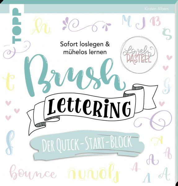 Brush Lettering. Der Quick-Start-Block
