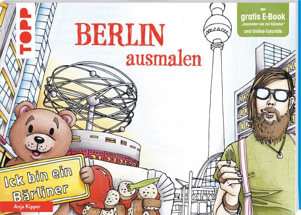 Berlin ausmalen