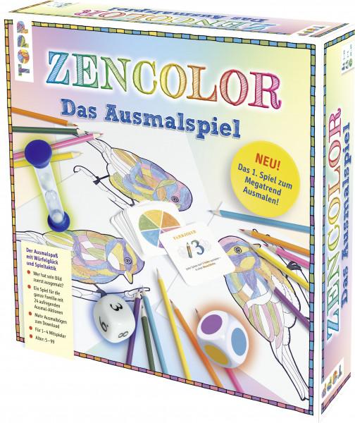 Zencolor - Das Ausmalspiel