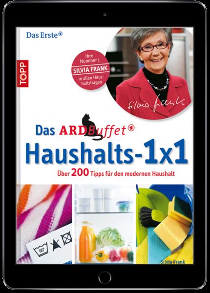 Das ARD-Buffet Haushalts 1x1 (eBook)