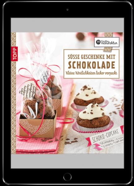 Süße Geschenke mit Schokolade (eBook)