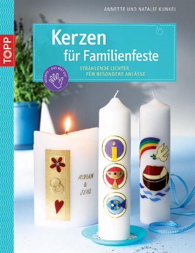 Kerzen für Familienfeste