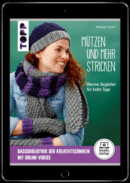 Mützen und mehr stricken (eBook)