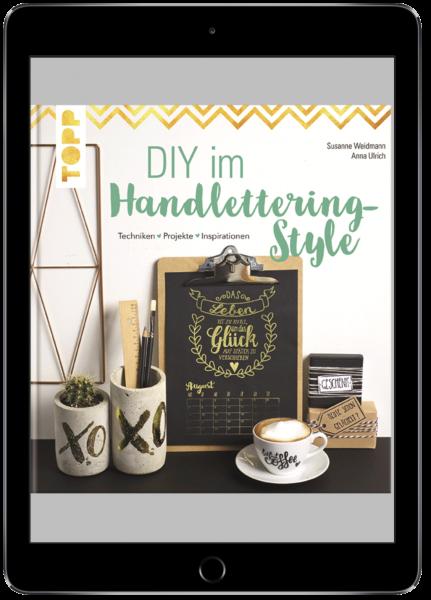DIY im Handlettering-Style (eBook)