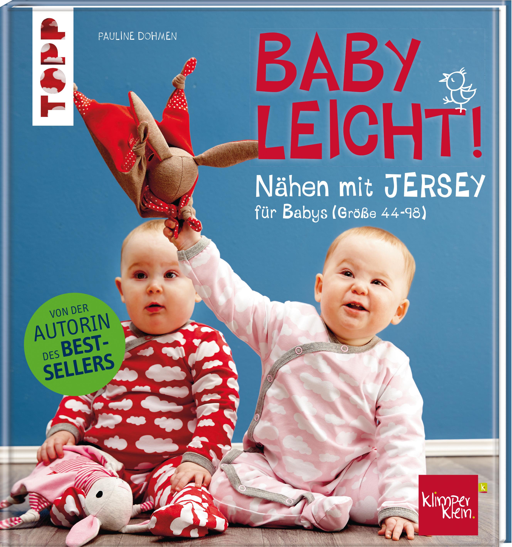 Nahen Mit Jersey Babyleicht Schnittmuster Fur Babykleidung Von Topp