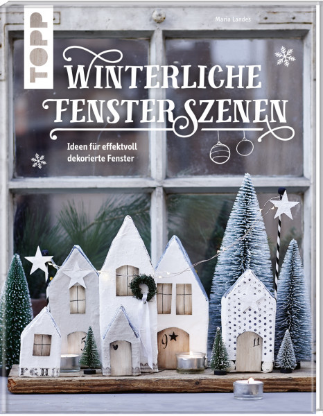 Winterliche Fensterszenen