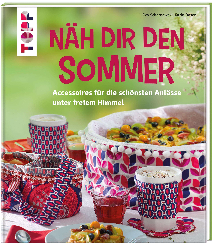 Nahideen Sommer Gartenaccessoires Picknickdecke Nahen Topp Nahbuch