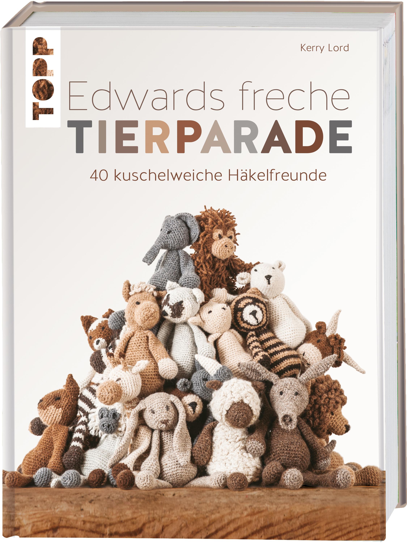 Edwards Freche Tierparade Tiere Häkeln Versandfrei Bei Topp Kaufen
