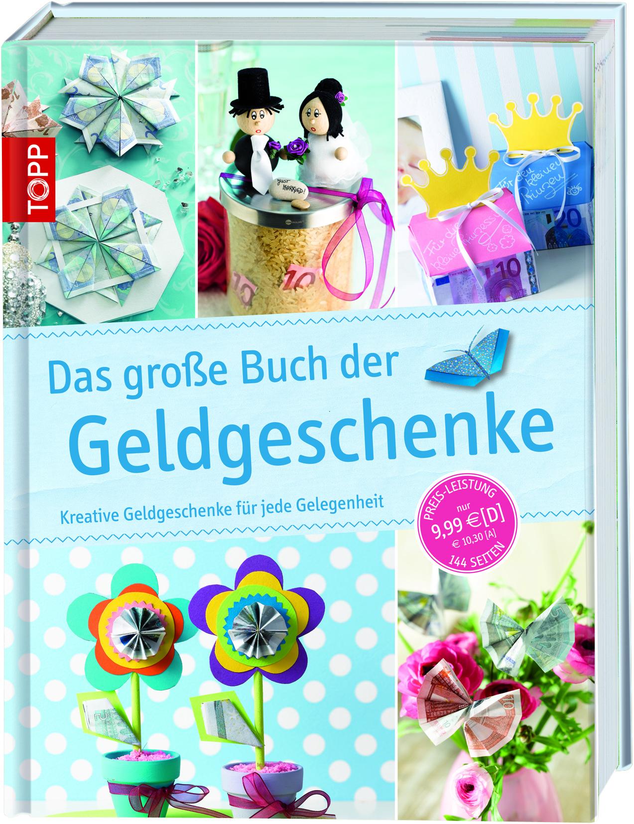 Das Grosse Buch Der Geldgeschenke Origami Papierfalten Topp