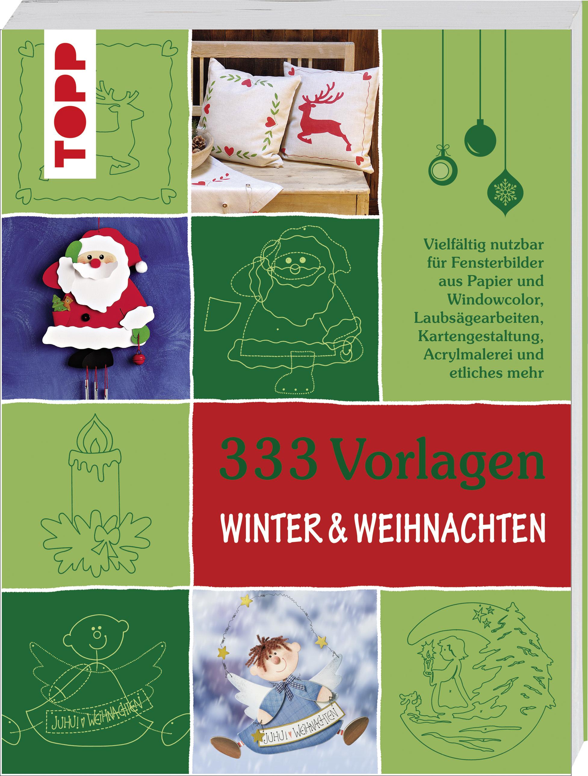 333 Vorlagen Winter Weihnachten Vorlagen Von Topp