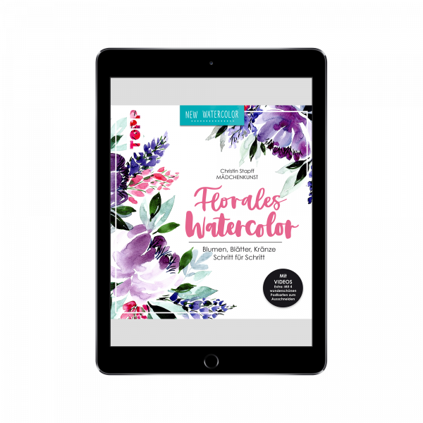 Florales Watercolor (eBook)