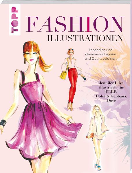 Fashion Illustrationen