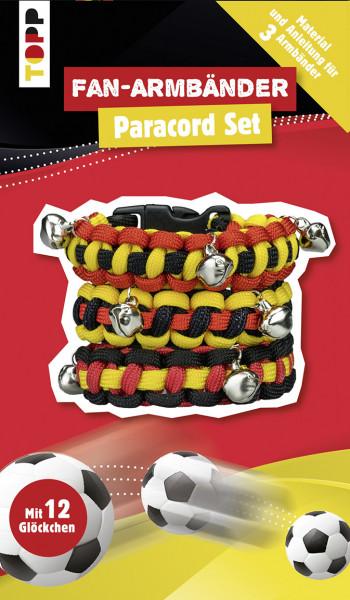 Fan-Armbänder Paracord Set