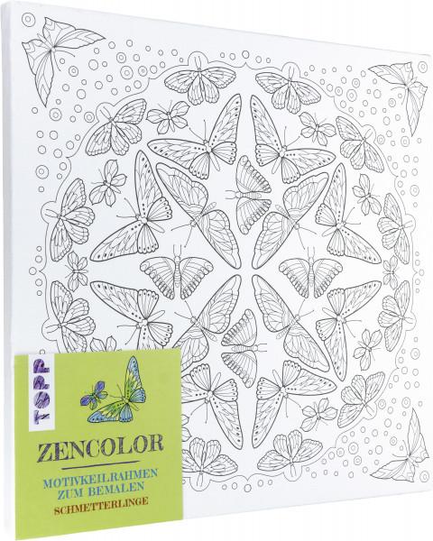 Zencolor Motivkeilrahmen Schmetterlinge