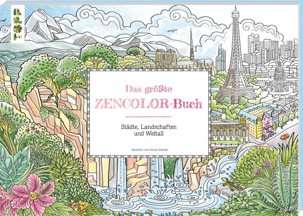 Das größte Zencolor-Buch