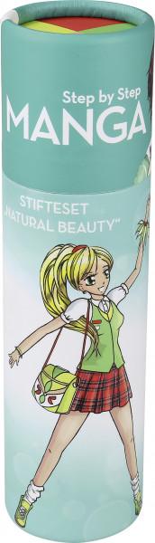 Manga Stifteset Natural Beauty