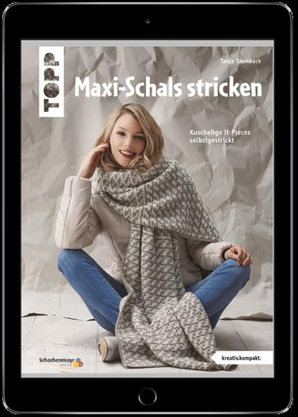 Maxi-Schals stricken (eBook)