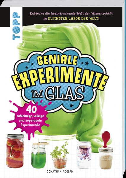 Geniale Experimente im Glas