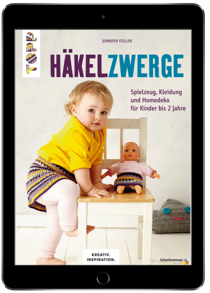 Häkelzwerge (eBook)