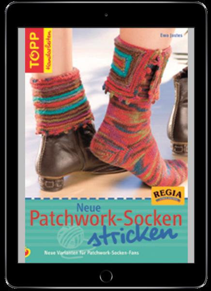 Neue Patchwork-Socken stricken (eBook)