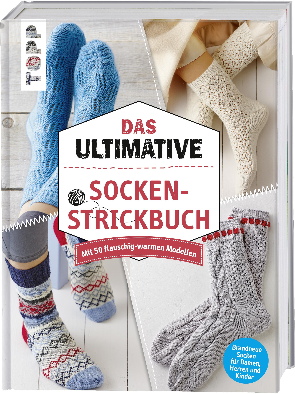Das Ultimative Socken Strickbuch Buch Von Nadja Brandt Topp