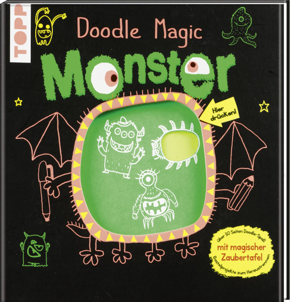 Doodle Magic - Monster