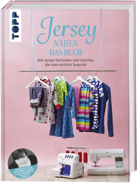 Jersey nähen - Das Buch