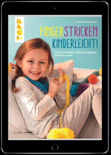 Fingerstricken kinderleicht! (eBook)