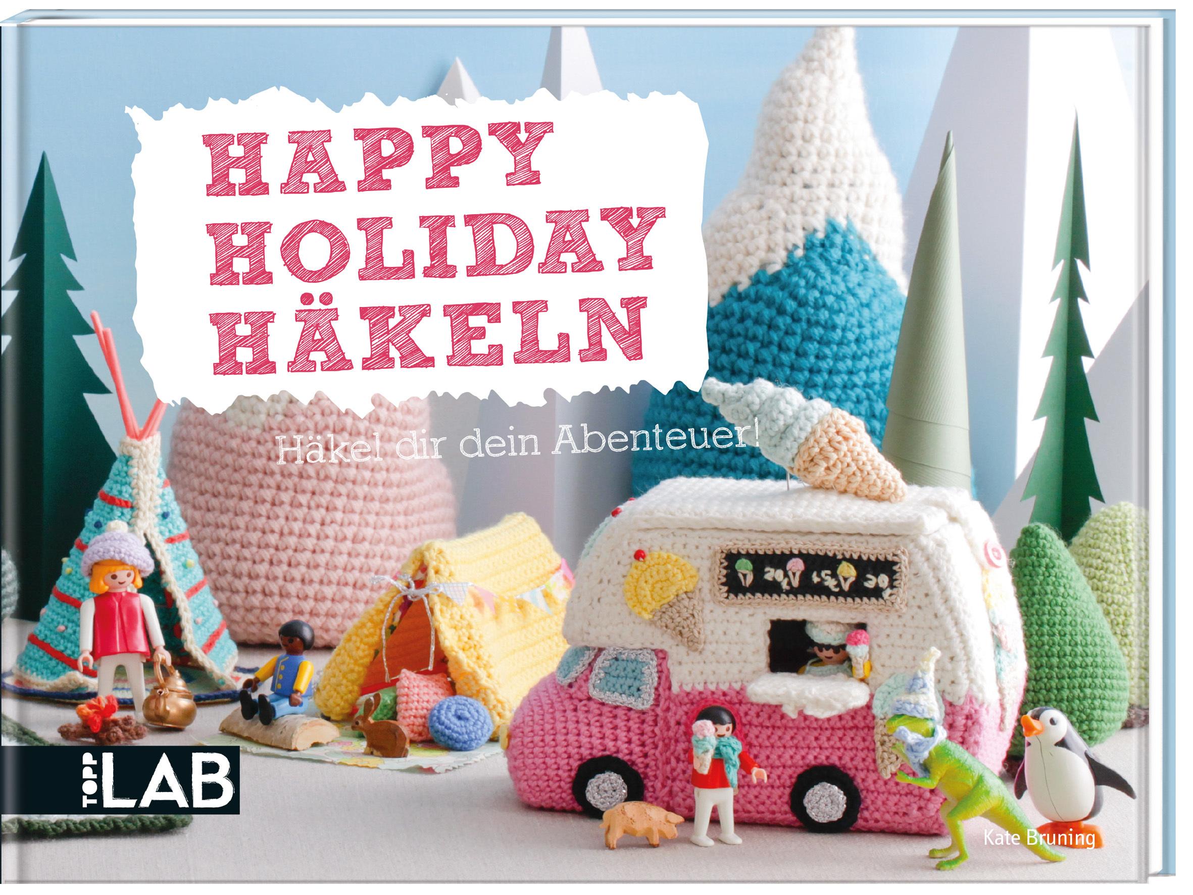 Happy Holiday Häkeln Topp Lab Topp Lab Topp Kreativde