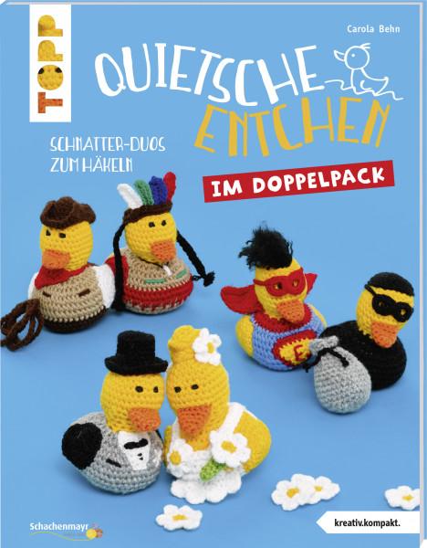 Quietsche-Entchen im Doppelpack (kreativ.kompakt.)